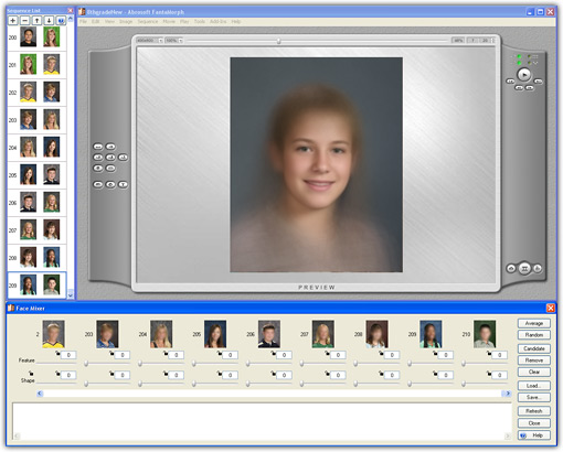 Face composite created by Face Mixer