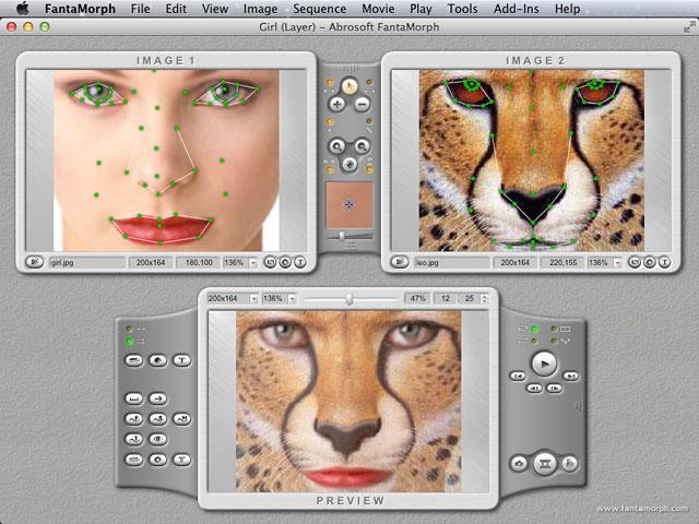 Abrosoft FantaMorph Deluxe for Mac 5.4.7 full